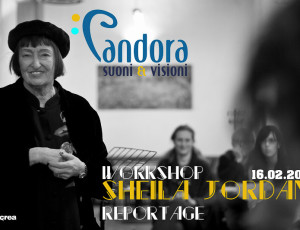 WORKSHOP SHEILA JORDAN: photoreportage